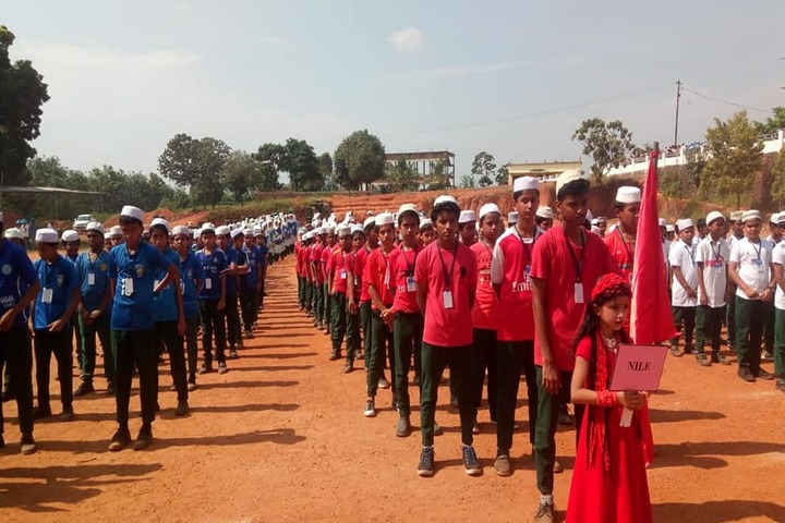 Majmaa Central School-Sports Day