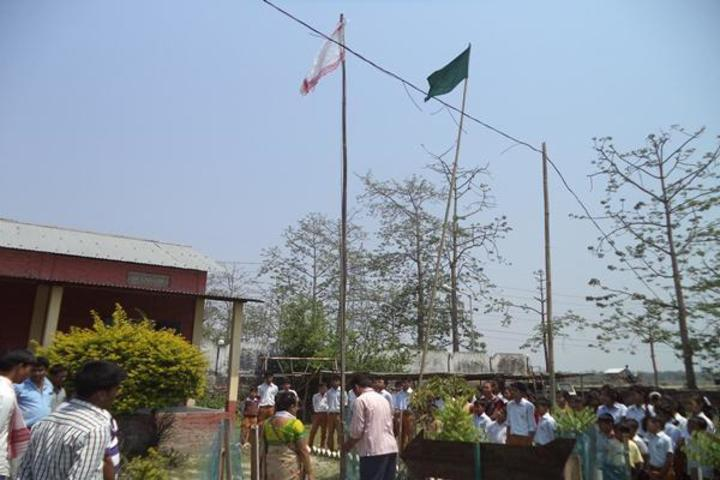 Maharshi Vidya Mandir- Bihu Celebrations