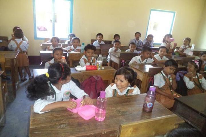 Maharshi Vidya Mandir- Classroom