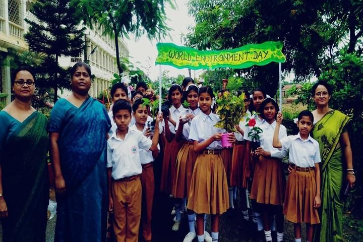 Maharshi Vidya Mandir- Environment Day