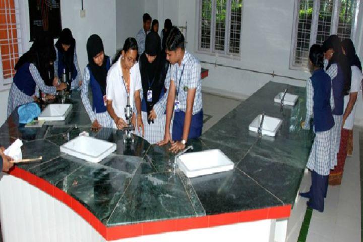 Malik Deenar Public School-Biology Lab