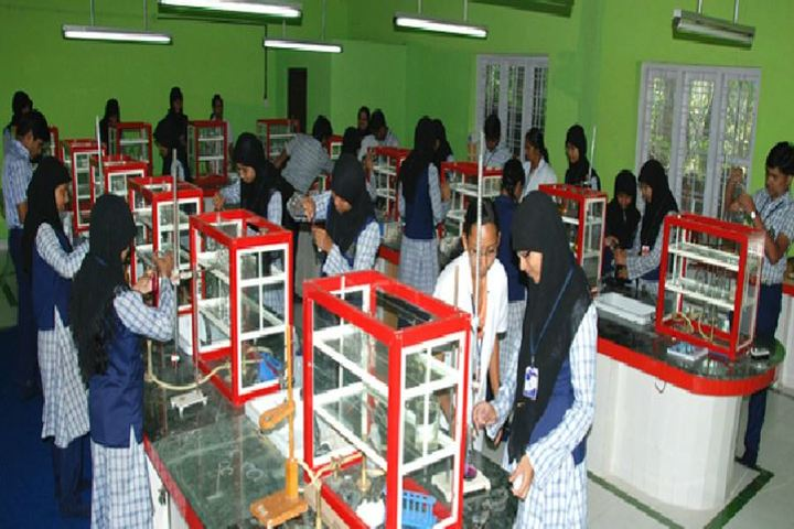 Malik Deenar Public School-Chemistry Lab