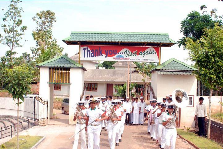 Malik Deenar Public School-Welcoming Guest