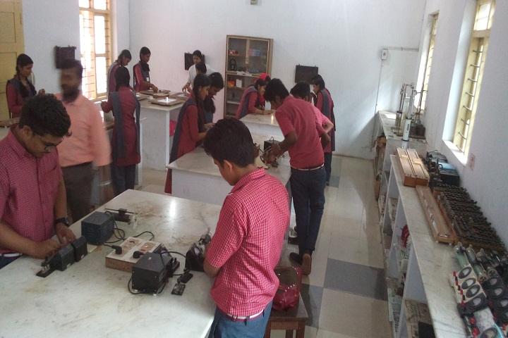 Mambaram English Medium School-Biology-Lab