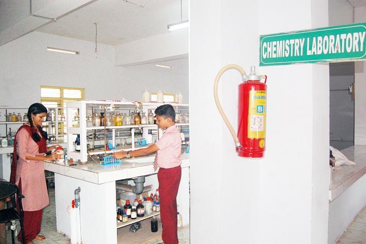 Mambaram English Medium School-Chemistry-Lab