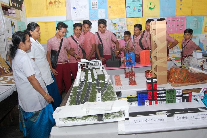 Mambaram English Medium School-School-Exhibition