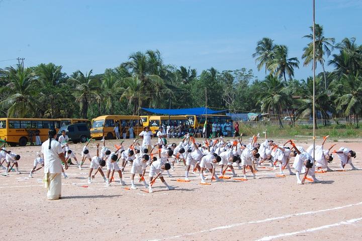 Mambaram English Medium School-Yoga