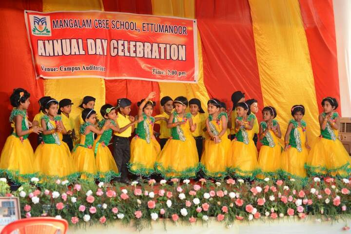 Manglalam English Medium Residential High School-Annual Day Celebrations