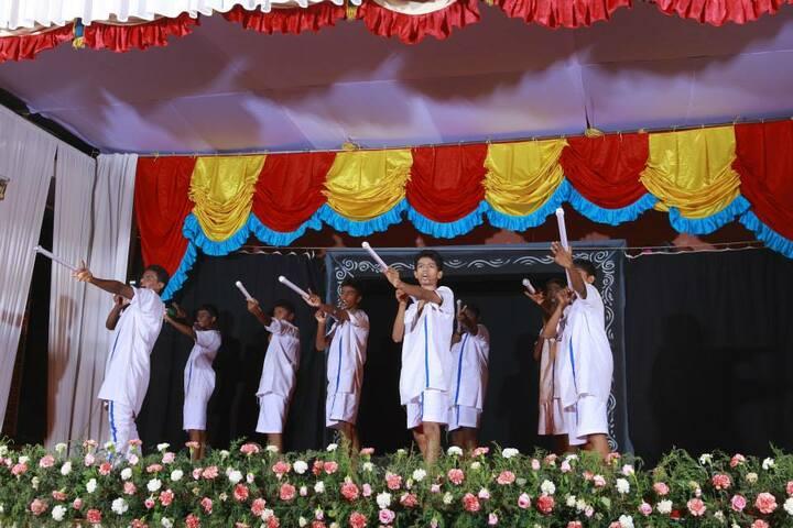 Manglalam English Medium Residential High School-Celebrations