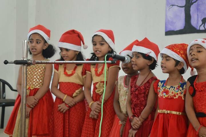 Manglalam English Medium Residential High School-Christmas Celebrations