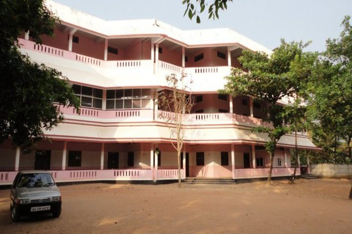 Mannam Memorial Residential Public School-Campus View
