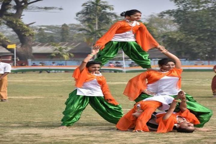 Maharshi Vidya Mandir- Independence Day