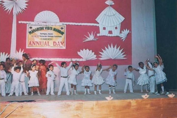 Maharshi Vidya Mandir- Annual Day