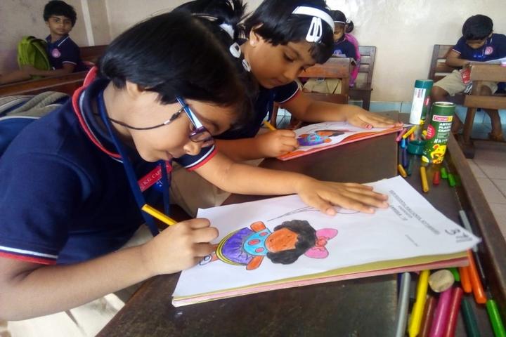 Mar Gregorious Memorial Residential Public School-Activity