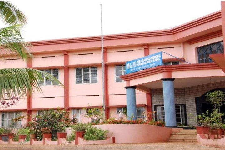 Mar Gregorious Memorial Residential Public School-Campus View