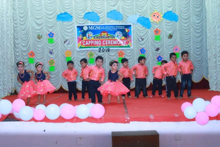 Mar Gregorious Memorial Residential Public School-Celebrations