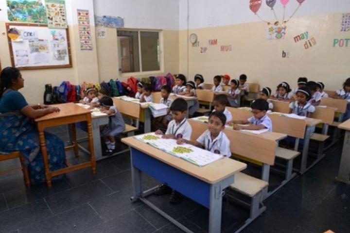 Mar Gregorious Memorial Residential Public School-Class Room