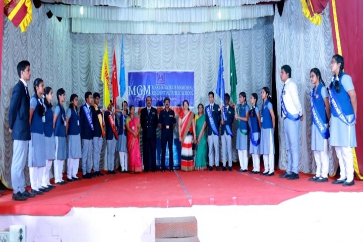 Mar Gregorious Memorial Residential Public School-Investiture Ceremony
