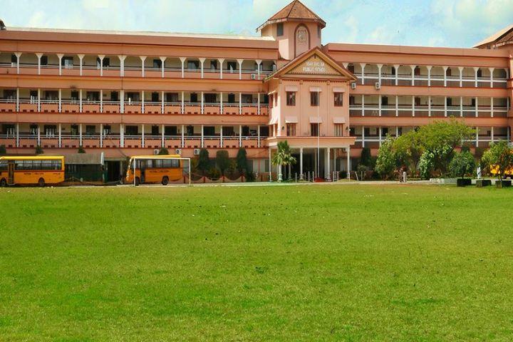 Mar Thoma Public School-Campus View
