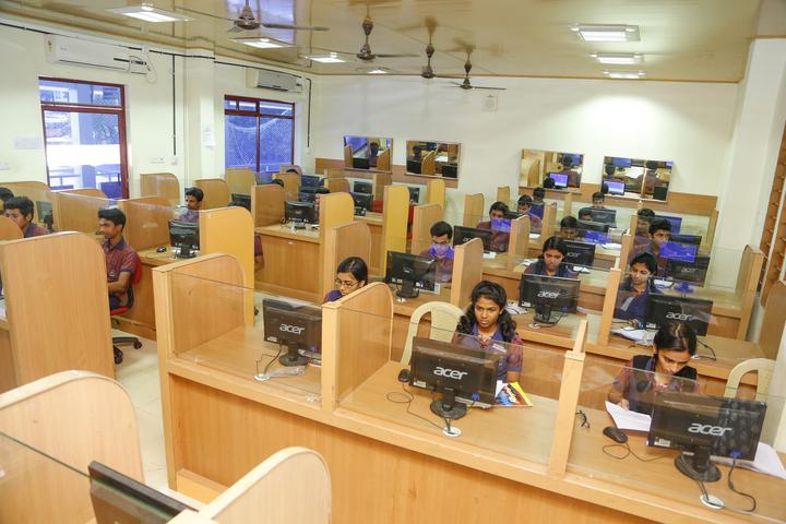 Mar Thoma Public School-Computer Lab