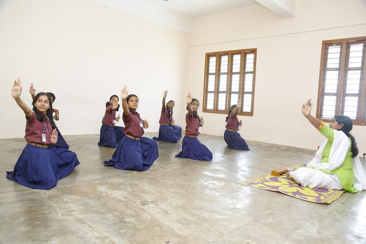 Mar Thoma Public School-Dance Room
