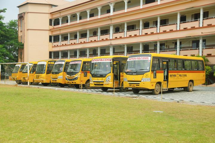 Mar Thoma Public School-Transport Facility