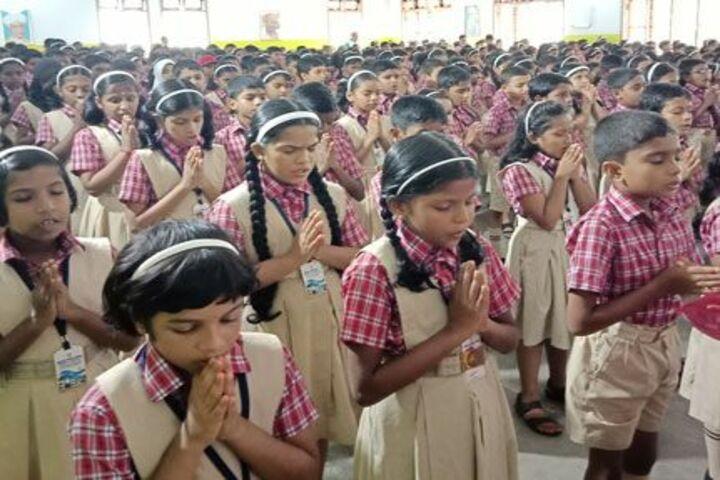 Marello Public School-Prayer