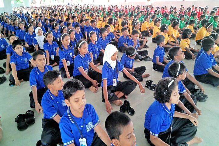 Marello Public School-Yoga Day