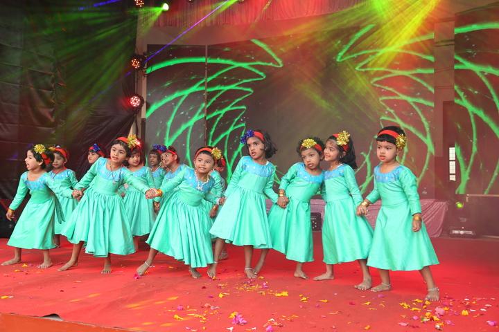 Marian Public School-Annual Day Celebrations