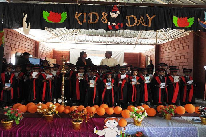 Marian Public School-Graduation Day