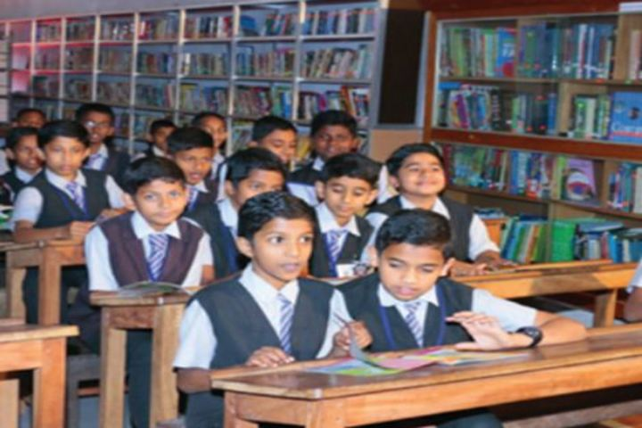 Marian Public School-Library