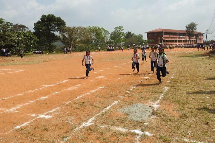 Marian Public School-Play Ground