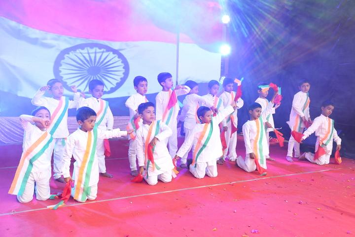 Marian Public School-Republic Day Celebrations