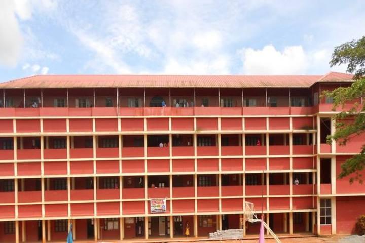 Marian Public School-School Building