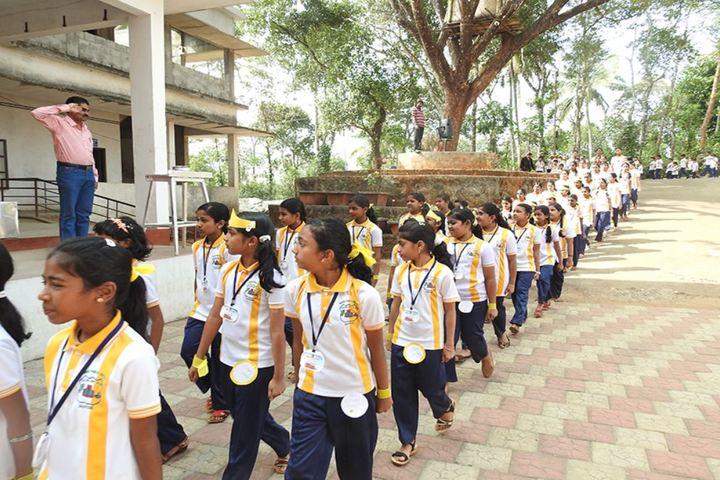 Marian Public School-Sports Meet