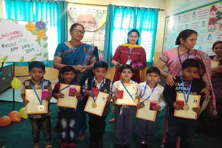 Maharshi Vidya Mandir- Achievment