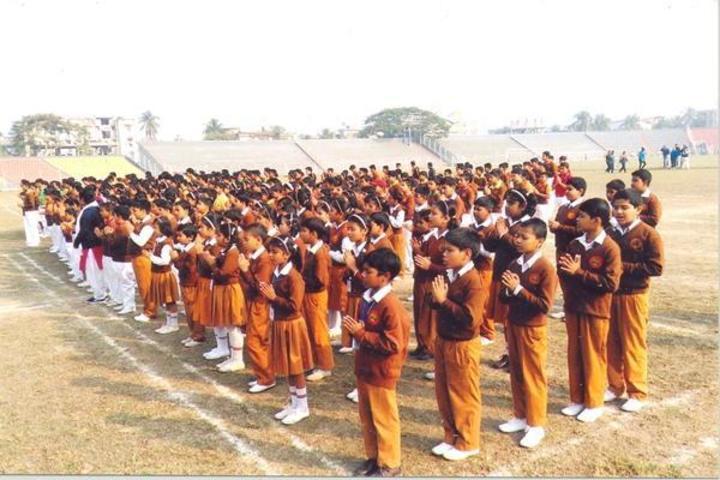 Maharshi Vidya Mandir- Assembly