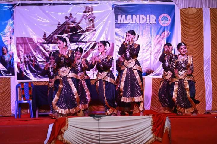 Maharshi Vidya Mandir- Dance Event