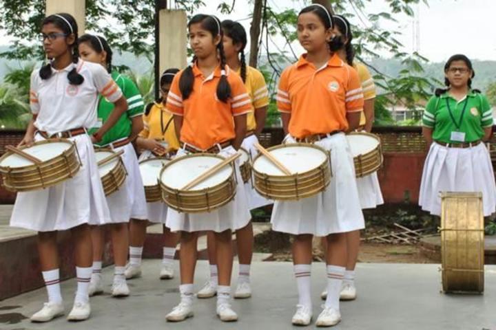 Maharshi Vidya Mandir- Drums