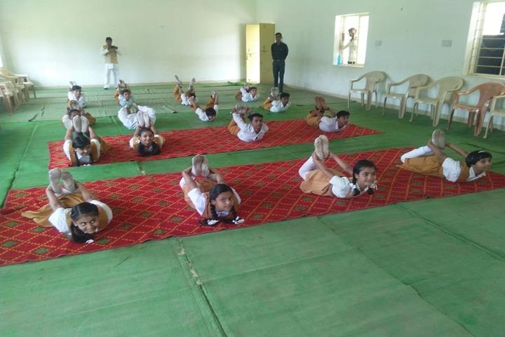 Maharshi Vidya Mandir- Yoga