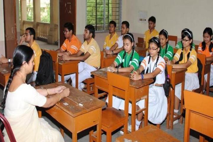 Maharshi Vidya Mandir-Classroom