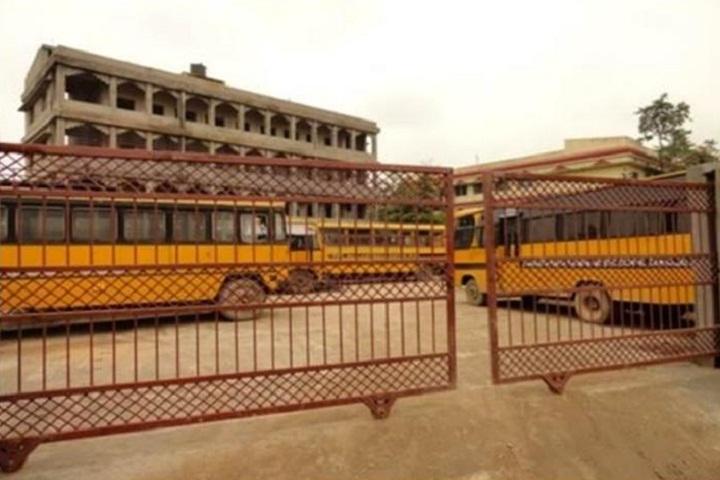 Maharshi Vidya Mandir- School Building