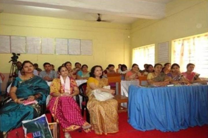 Maharshi Vidya Mandir- Workshop