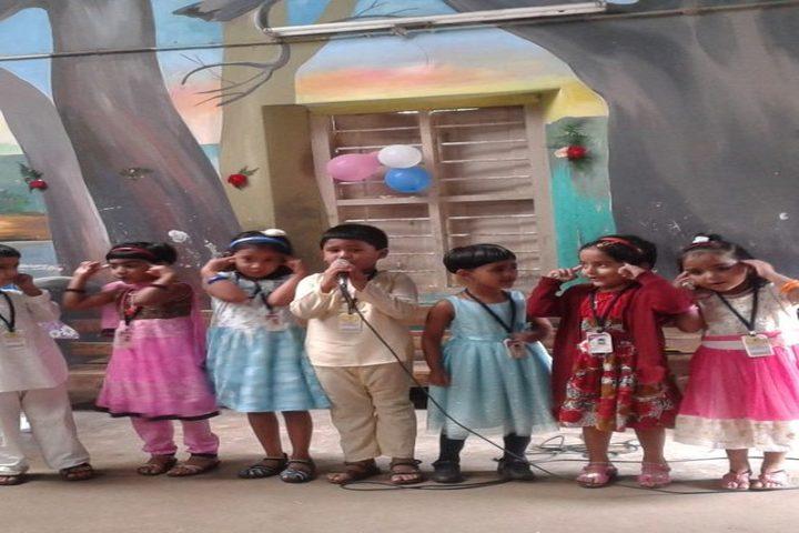 Mary Matha Public School-Activity