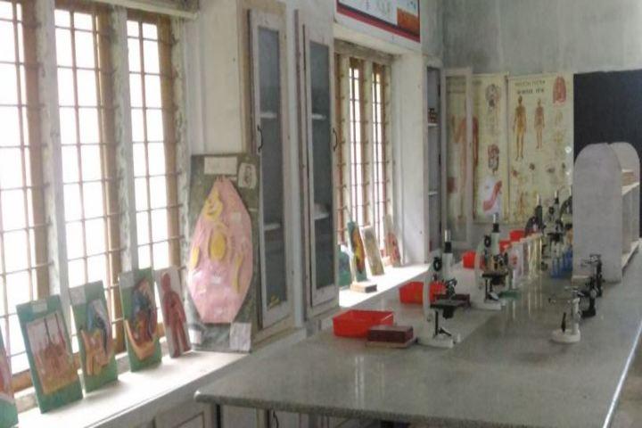 Mary Matha Public School-Biology Lab