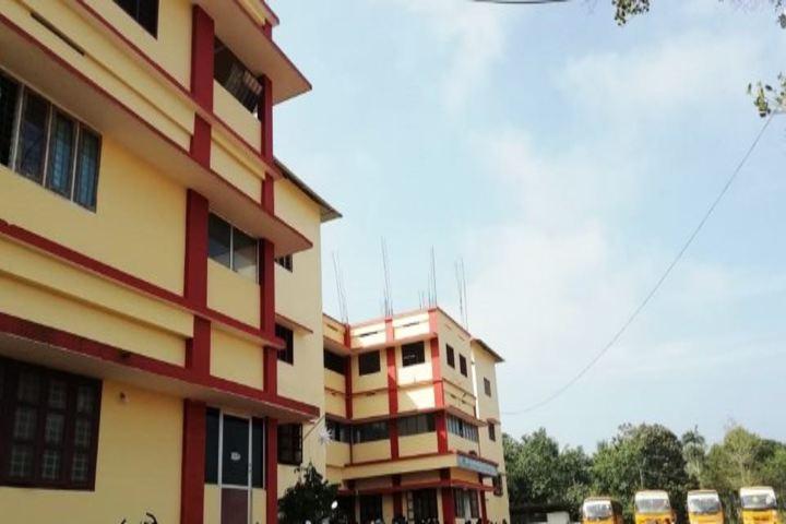 Mary Matha Public School-Campus