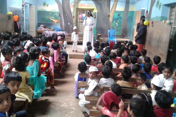 Mary Matha Public School-Celebrations