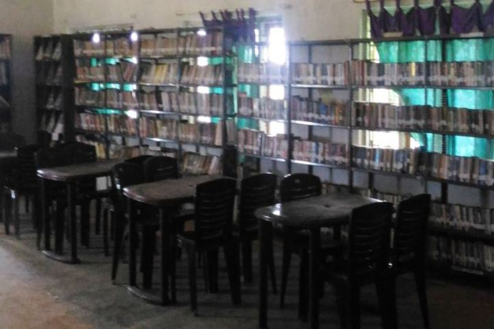 Mary Matha Public School-Library