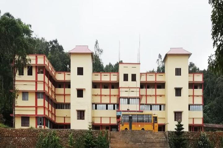 Mary Matha Public School-School Building