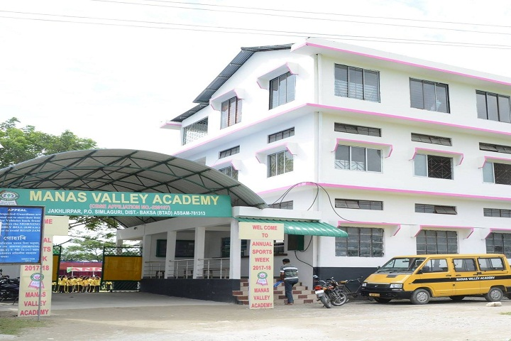 Manas Valley Academy-Campus View